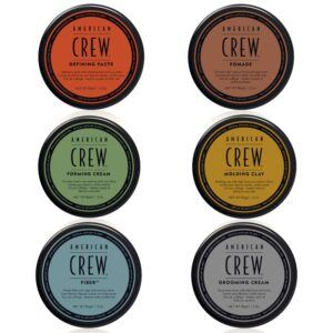 4 x American Crew Voks 85 gr. – Choose Products