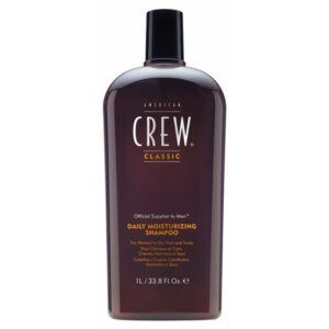 American Crew Daily Moisturizing Shampoo 1000 ml (U)