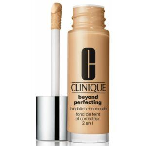 Clinique Beyond Perfecting Foundation + Concealer 30 ml – Buttermilk