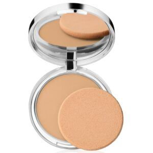 Clinique Stay-Matte Sheer Pressed Powder 7,6 gr. – 04 Stay Honey