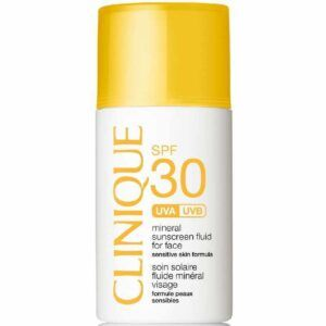 Clinique Sun SPF 30 Mineral Sunscreen Fluid For Face 30 ml