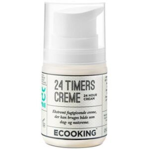 Ecooking 24 Timers Creme 50 ml