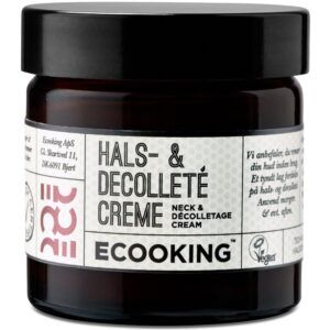 Ecooking Hals- & Decollete Creme 50 ml