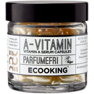 Ecooking Vitamin A Serum Capsules 60 Pieces