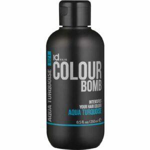 IdHAIR Colour Bomb 250 ml – Aqua Turquoise