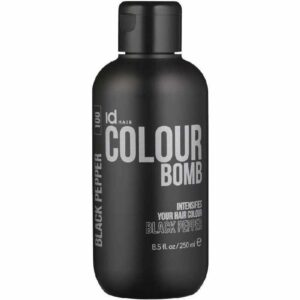 IdHAIR Colour Bomb 250 ml – Black Pepper