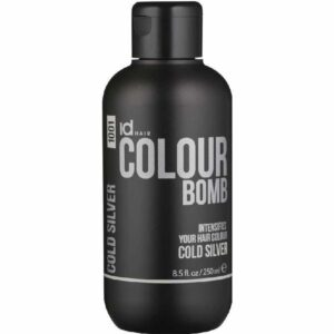 IdHAIR Colour Bomb 250 ml – Cold Silver
