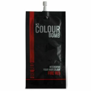 IdHAIR Colour Bomb Fire Red 12 x 25 ml (U)