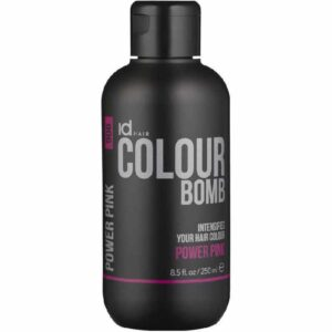 IdHAIR Colour Bomb 250 ml – Power Pink