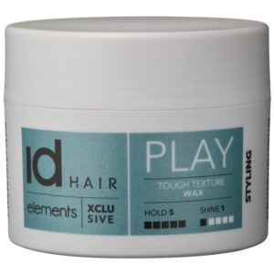IdHAIR Elements Xclusive Tough Texture Wax 100 ml