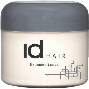 4 stk ID hair voks – Extreme Titanium