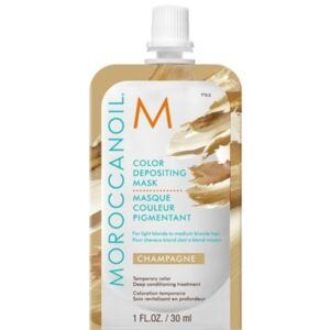 MOROCCANOIL® Color Depositing Mask 30 ml – Champagne
