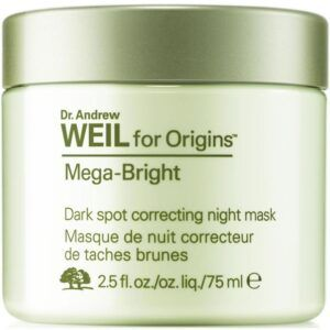 Origins Dr. Weil Mega Bright Dark Spot Correcting Night Mask 75 ml