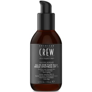 American Crew All-In-One Face Balm SPF15 – 170 ml