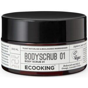 Ecooking Body Scrub 01 – 300 ml