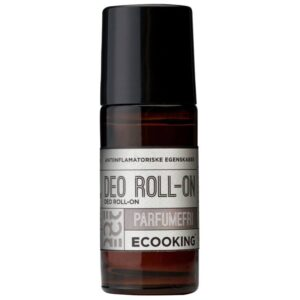 Ecooking Deo Roll-On Fragrance Free 50 ml