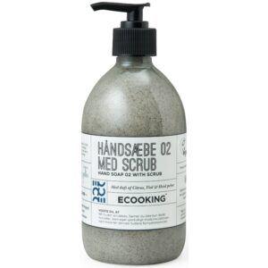 Ecooking Håndsæbe 02 Med Scrub 500 ml