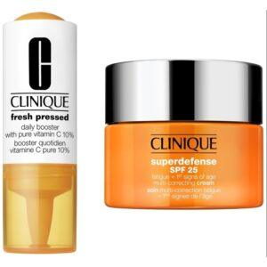 Clinique Fresh Pressed 7-Day Recharge System Combination To Oily Skin 15 + 8,5 ml