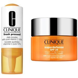 Clinique Fresh Pressed 7-Day Recharge System For Very Dry To Dry Combination Skin 15 + 8,5 ml