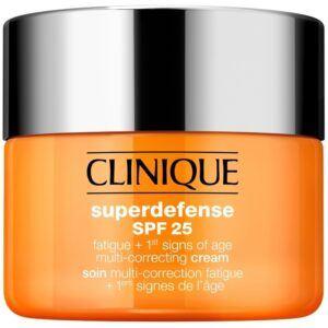 Clinique Superdefense SPF 25 Multi-Correcting Cream Combination Oily To Oily Skin 30 ml