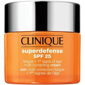 Clinique Superdefense SPF 25 Multi-Correcting Cream Combination Oily To Oily Skin 50 ml