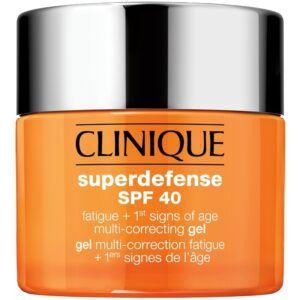 Clinique Superdefense SPF 40 Multi-Correcting Gel All Skin Types 50 ml