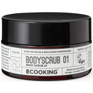 Ecooking Body Scrub 01 – 300 ml