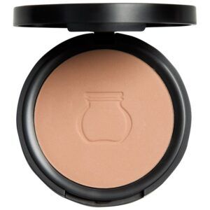 Nilens Jord Mineral Foundation Compact 9 gr. – No. 591 Sand