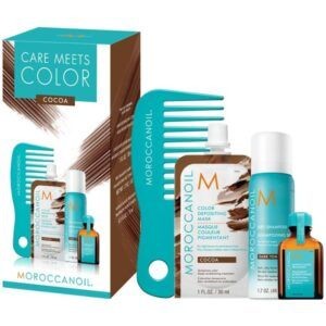 MOROCCANOIL® Care Meets Color Set – Cocoa (Limited Edition)