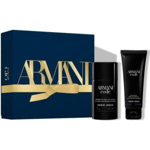 Giorgio Armani Code Deodorant Stick Gift Set (U)