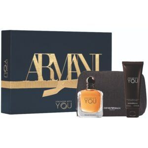 Giorgio Armani Stronger With You EDT Gift Set (Limited Edition)