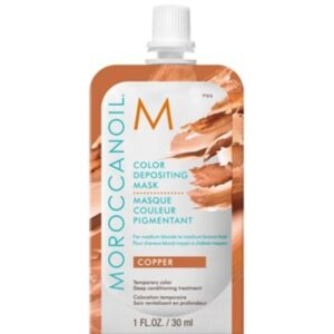 MOROCCANOIL® Color Depositing Mask 30 ml – Copper