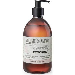 Ecooking Volume Shampoo 500 ml