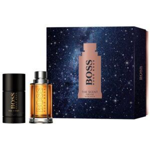 Hugo Boss The Scent For Him EDT 50 ml Gift Set (Limited Edition)