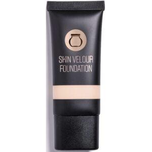 Nilens Jord Skin Velour Foundation 30 ml – No. 4450 Birch