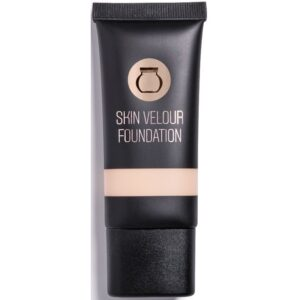Nilens Jord Skin Velour Foundation 30 ml – No. 4453 Oak
