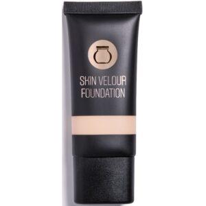 Nilens Jord Skin Velour Foundation 30 ml – No. 4454 Elm