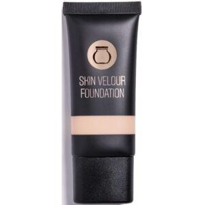 Nilens Jord Skin Velour Foundation 30 ml – No. 4455 Teak