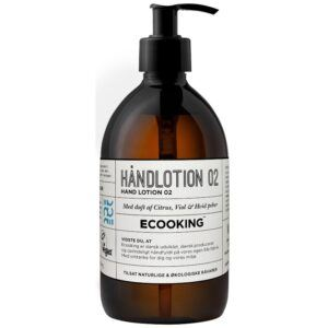 Ecooking Håndlotion 02 – 500 ml