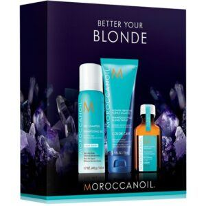 MOROCCANOIL® Better Your Blonde (Limited Edition)