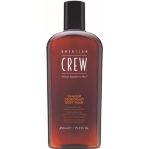 American Crew 24-Hour Deodorant Body Wash 450 ml