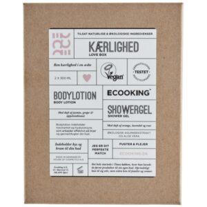 Ecooking Kærligheds Box (Limited Edition)