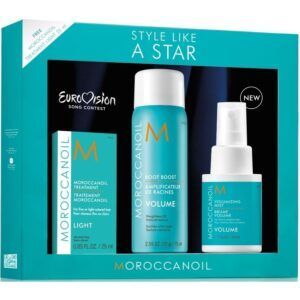 MOROCCANOIL® Style Like A Star Light Gift Set (Limited Edition)