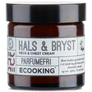 Ecooking Hals & Bryst Creme 50 ml