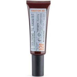 Ecooking Sunscreen Til Ansigtet SPF 30 – 50 ml