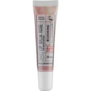 Ecooking Lip Balm 15 ml – Rose