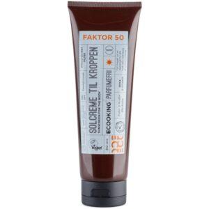 Ecooking Sunscreen Til Kroppen SPF 50 – 250 ml