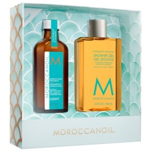 MOROCCANOIL® Everyday Escape Light Gift Set (Limited Edition)